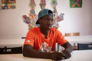 For Dipa Niagate, a 17-year-old Malian who arrived in December, Spain's three-month lockdown imposed in March,