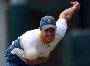 Former South African captain AB de Villiers.  By Indranil MUKHERJEE (AFP/File)