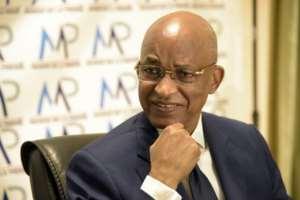 Former prime minister Cellou Dalein Diallo is a self-described