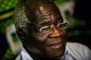 Former Renamo leader Afonso Dhlakama, who died last year, launched the years-long peace negotiations.  By GIANLUIGI GUERCIA (AFP)