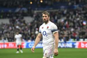 Flanker Chris Robshaw has been dropped for England's second test against South Africa..  By CHRISTOPHE SIMON (AFP/File)