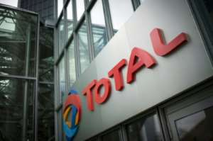 French energy major Total has a $25-billion stake in a gas project in Cabo Delgado.  By MARTIN BUREAU (AFP)