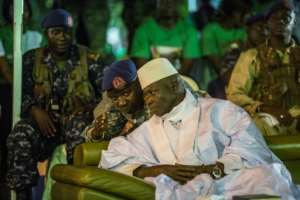 Gambian President Yahya Jammeh's party has filed a legal challenge against the election result at the Supreme Court