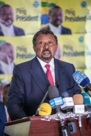 Gabonese opposition leader Jean Ping says President Ali Bong cheated in the polls