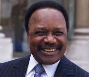 Gabonese President Omar Bongo sought to turn the small, densely-forested nation of slightly under two million inhabitants into an