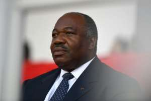 Gabon's ailing President Ali Bongo left Morocco on Monday to fly home days after security forces there foiled an attempted coup.  By GABRIEL BOUYS (AFP/File)