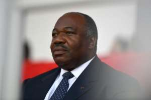 Gabon's Ali Bongo has been abroad for for nearly three months recovering a stroke.  By GABRIEL BOUYS (AFP/File)