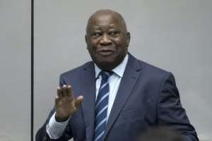 Gbagbo has been in detention since 2011, and his trial at the ICC started in 2016.  By Peter Dejong (ANP/AFP)