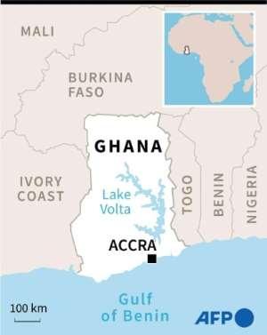 Ghana.  By  (AFP)