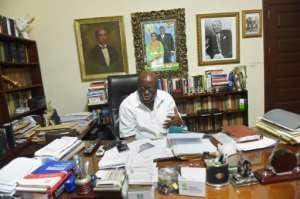 Ghana's President-elect Nana Akufo-Addo, has pledged to put Ghana