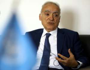 Ghassan Salame, the UN special envoy for Libya, says conditions are now