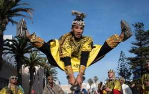 Gnawa culture, a centuries-old Moroccan practice rooted in music, African rituals and Sufi traditions, was added to UNESCO's list of Intangible Cultural Heritage of Humanity on Thursday.  By FADEL SENNA (AFP)