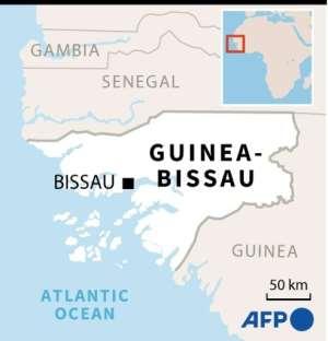 Guinea-Bissau.  By Jonathan JACOBSEN (AFP)