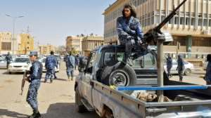 Haftar's forces already overran most of the remote oases and oilfields of the desert south earlier this year, including its main city Sebha. By - (AFP/File)