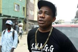 Help: Former drug addict Pastor Keji Hamilton of the Tabernacle of Prayers Global Ministries.  By PIUS UTOMI EKPEI (AFP)