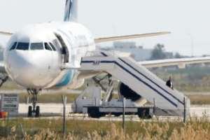 Graduation Held For African Aircraft Maintenance Technicians