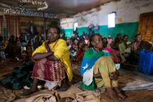 Hundreds of thousands of   ethnic minority Gedeos have fled their homes following clashes with the Oromo ethnicity.  By Maheder HAILESELASSIE TADESE (AFP)