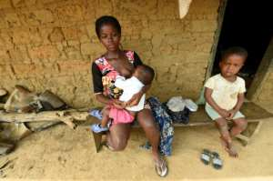 Hundreds of thousands of people have fled their homes in Northwest and Southwest regions -- more than 30,000 have sought shelter in neighbouring Nigeria. By PIUS UTOMI EKPEI (AFP)