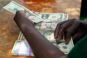 Hyperinflation in 2009 forced Zimbabwe to ditch its own currency for the US dollar.  By Jekesai NJIKIZANA (AFP)