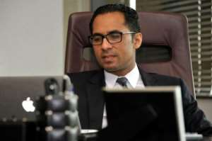 In 2013 Dewji became the first Tanzanian to grace the cover of Forbes magazine.  By Khalfan SAID HASSAN (AFP/File)
