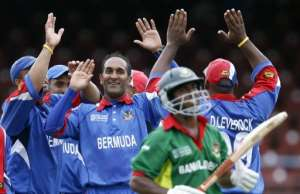 In the upcoming 2020 T20 World Cup qualifying tournament, Bermuda will be looking to repeat the heroics of their side who famously reached the 2007 World Cup.  By PRAKASH SINGH (AFP/File)