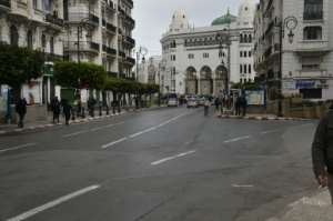 In Algeria, the informal sector is estimated to represent 40-50 percent of GDP.  By RYAD KRAMDI (AFP/File)