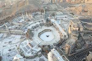 In another measure to limit contagion during religious gatherings, Saudi Arabia emptied Islam's holiest site in Mecca to sterilise it.  By Bandar ALDANDANI (AFP)