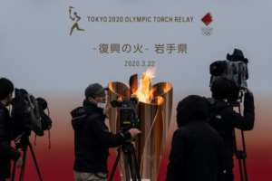 International Olympic Committee president Thomas Bach said postponing the 2020 Games was an option but that cancellation was