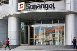 Isabel dos Santos was appointed head of the state oil company Sonangol in 2016.  By Rodger BOSCH (AFP)
