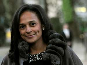 Isabel dos Santos headed Angola's state oil company until November when she was sacked