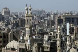 Islamic Cairo is packed with ornate monuments, mosques and mausoleums, and its narrow streets are punctuated with trinket shops, cafes and traditional old homes -- an urban fabric layered in centuries of history.  By Khaled DESOUKI (AFP)