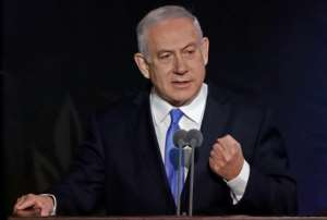 Israeli Prime Minister Benjamin Netanyahu hinted at a formal resumption of diplomatic relations with Chad.  By JACK GUEZ (AFP/File)
