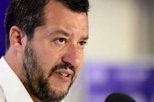 Italian Deputy Prime Minister and Interior Minister Matteo Salvini accused Rackete of a