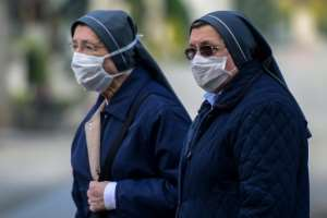 Italy is one of the hardest-hit nations in the coronavirus pandemic, with more than 4,000 deaths.  By Piero Cruciatti (AFP)