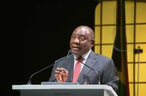 It's a delicate balancing act for the South African president.  By RODGER BOSCH (AFP)