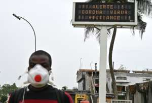Ivory Coast has joined the countries that have implemented confinement measures and stepped up public awareness campaigns.  By ISSOUF SANOGO (AFP)
