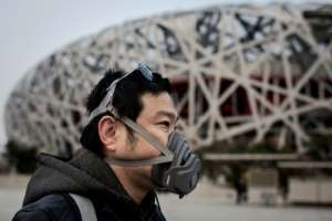 Japan has been better prepared than some countries to weather the coronavirus epidemic but its new stadiums will not see the Olympic Games this year.  By NICOLAS ASFOURI (AFP)