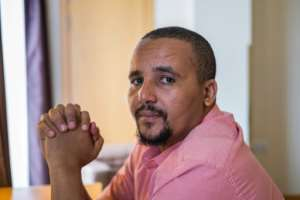 Jawar Mohammed, a prominent Oromo activist and director of the United States-based Oromia Media Network (OMN)returned to Ethiopia in August after the country withdrew coup plotting charges it had filed against him in 2017.  By Maheder HAILESELASSIE TADESE (AFP)