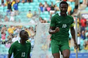 John Obi Mikel (right) has scored five goals in his 78 appearances for Nigeria