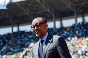 Kagame has been de-facto leader since 1994.  By Jekesai NJIKIZANA (AFP/File)
