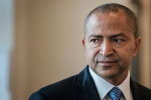 Katumbi has been living in self-imposed exile in Belgium since 2016.  By Yasuyoshi CHIBA (AFP/File)
