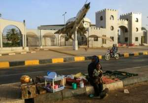 Khartoum's army HQ has been the centre of protests against both Bashir and the military council that replaced him.  By ASHRAF SHAZLY (AFP)
