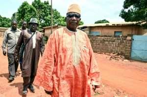 Kiali Ouattara, the local traditional chief, said gendarmerie patrols regularly pass through Ferkessedougou.  By Issouf SANOGO (AFP)