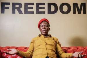 Land reform has become the country's fiercest battleground ahead of elections next year. Malema says young South Africans are running out of patience.  By GIANLUIGI GUERCIA (AFP)