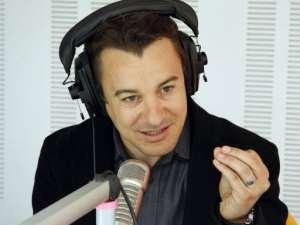 Tunisian TV channel Ettounsiya's head, Sami Fehri, speaks on March 24, 2011.  By Khalil (AFP/File)