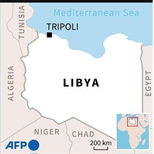 Air strike kills 42 in southern Libya town