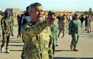 Libyan fighters loyal to eastern-based strongman Khalifa Haftar have ground to a halt in their offensive to seize the capital Tripoli.  By Abdullah DOMA (AFP)