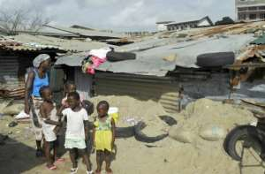 Liberia is one of the world's poorest countries, burdened with decrepit infrastructure and corruption