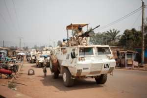 Local traders in Bangui want the UN's MINUSCA mission to work with the authorities to dismantle these gangs