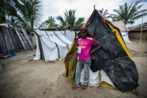 Many of those displaced are struggling to adapt to their new lives.  By Alfredo Zuniga (AFP)